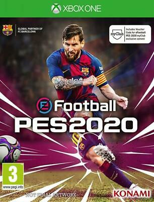 Pes 2020 xbox one offline no cd no codigo