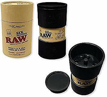 RAW Six Shooter 1 1/4 Size | Cone Loader Filling Device