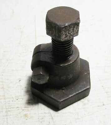 "Tool Makers Machinist Screw Jack - - - 3"" to 3 1/2""   Lift  --  Heavy Duty"