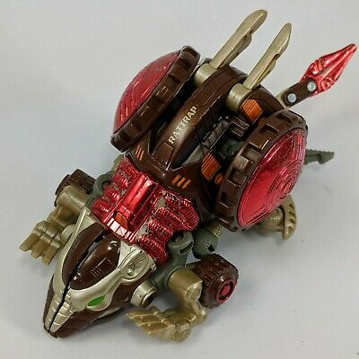 ✰Transformers Beast Wars Transmetals Rattrap CHROME is C8.0 Sealed Card Discount