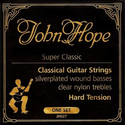 John Hope JH027 Super Classic Chitarra Concerto Corde Set Strings