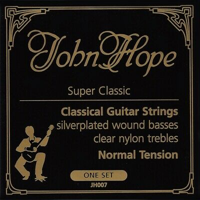 John Hope JH007 Super Classic Chitarra Concerto Corde Set Strings