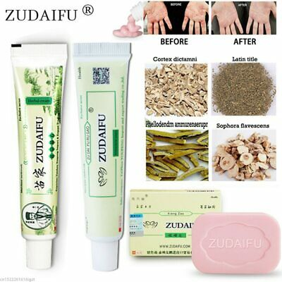 New Psoriasis Dermatitis Eczematoid Eczema Ointment Skin Treatment Cream