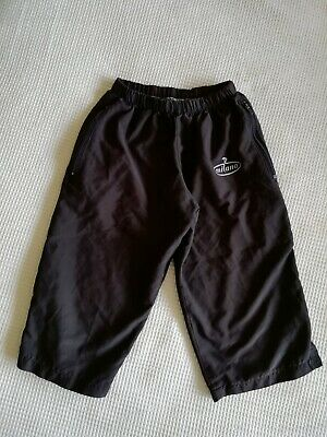 """Girls MILANO gymnastic 3/4 length trousers Size 26"""" age 5-6 years v. good con"""