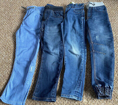 Boys Jeans Bundle - 7-8 Years - Next - Ted Baker & Primark