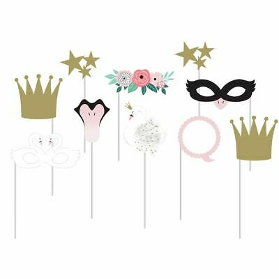 Photo Booth Props Parties Princess Party Deluxe Photo Booth Props x9PC