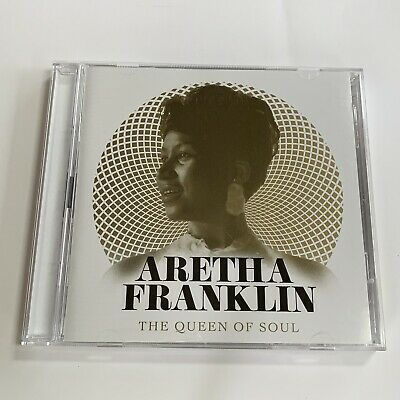 ARETHA FRANKLIN - THE QUEEN OF SOUL - 2XCDs 2018 34 TRACKS