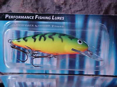 """Salmo 3 1//8/"""" Perch Minnow Lure PH8DR-SMD in SILVER MET for Walleye//Pike//Bass"""