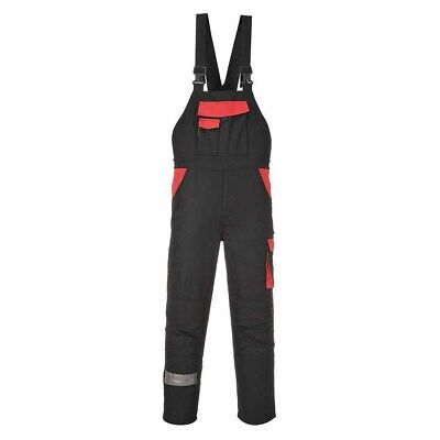 Portwest - Warsaw Workwear Bib And Brace Dungarees