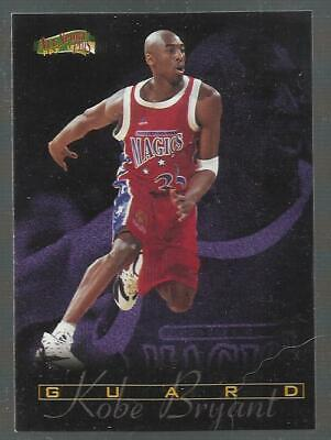 1996 All Sport Basketball RC Card Kobe Bryant Los Angles Lakers #185 High School