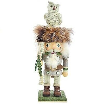 Hollywood Zoo Menagerie Wooden Christmas Nutcracker 15 Inch HA0447 New
