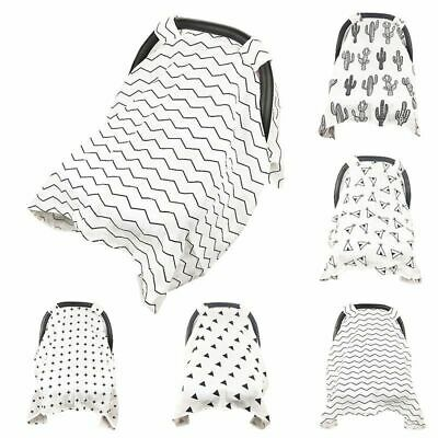 Baby Stroller Blanket Car Seat Cradle Sunshade UV Cover Canopy Kids Accessories