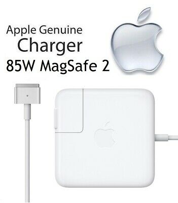 Genuine Apple MacBook Pro 85W MagSafe 2 Power Adapter Charger (MD506LL/A) A1424