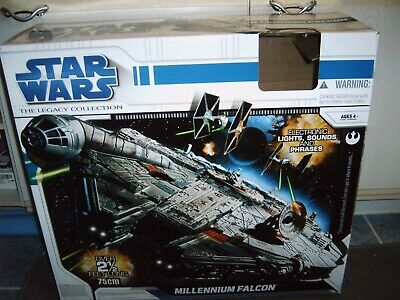 Star Wars Millenium Falcon Rasender Falke Legacy Collection 2008 Hasbro Sammlung