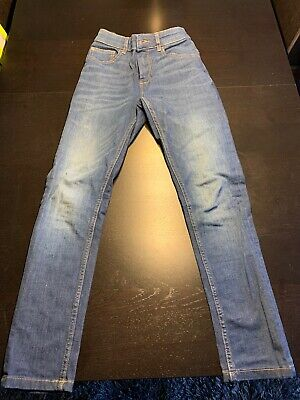 Genuine Next Boys Jeans With Adjustable Waist Age 13 Years height 158 cm Skinny