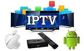 IPTV 1 Month Subscription 8000 Channels+VOD 4K Full HD, MAG Android Box Smart TV