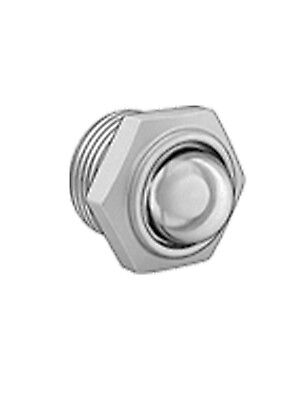 """Sight Glass, Easy-View Sights, Domed, Shatter-Resistant, Multiple Angles, 1"""" NPT"""