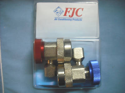 FJC Inc 6021 R12 Gauge Conversion Kit with Manual Coupler