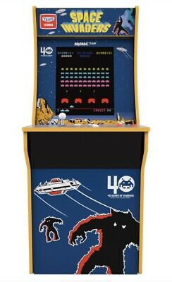 Space Invaders Arcade Machine, Arcade1UP, 4ft (Exclusive)
