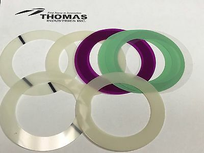 Thomas Industries Oil Less Recovery Compressor Shim Kit For SK520 Compressors