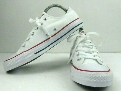 Converse Chuck Taylor All Star Low Top Men's Women's Canvas Shoes M7652 White