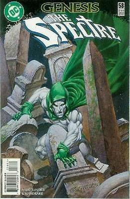 The Spectre (Vol. 3) # 58 (Genesis tie-in, Bernie Wrightson cover) (USA,1997)