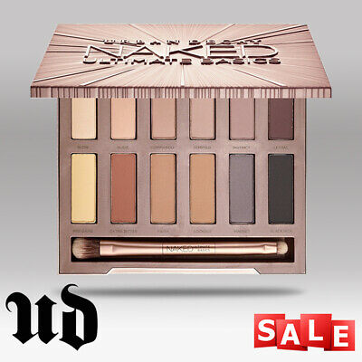 Urban Decay Naked Ultimate Basics 12 Shades Eyeshadow Palette