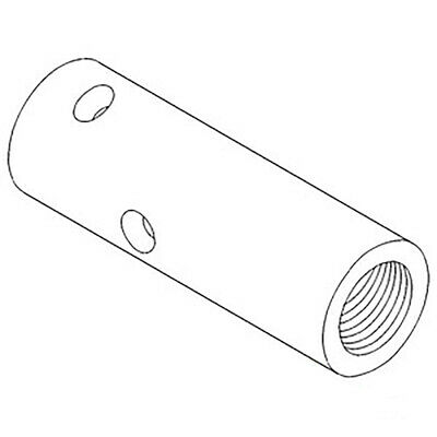 400835R1 New Inner Pipe Made to fit Case-IH Tractor Models 70 86 544 656 664 +