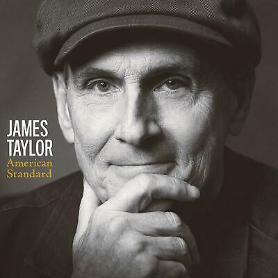 JAMES TAYLOR 'AMERICAN STANDARD' CD (28th February 2020)