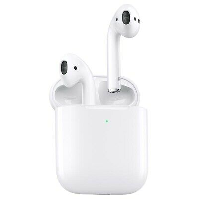Apple AirPods 2nd Generation with Charging Case - White (Refurbished)