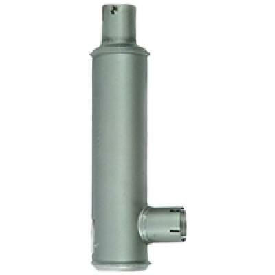 161386A Vertical Exhaust Muffler Oliver Tractor 550 Super 55 Gas and Diesel