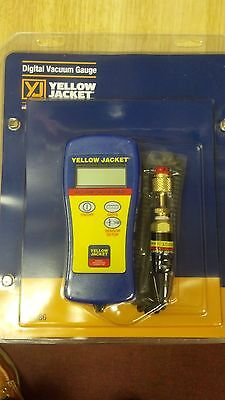 Vacuum Gauge, Digital, Yellow Jacket, Model 69086