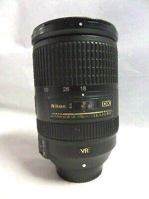 Nikon Lens AF-S DX Nikkor 18-300mm f/3.5-5.6G ED VR ⭐Good Condition⭐