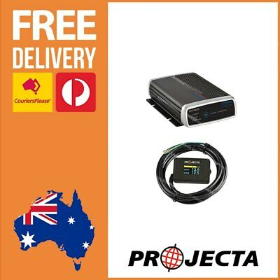 Projecta Lithium Dual Battery Smart Charger + Battery Monitor - IDC25L + DBM100