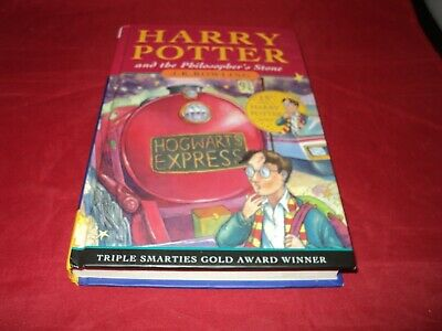 Harry Potter and the philosopher's stone First Published by Bloomsbury 55th Prin