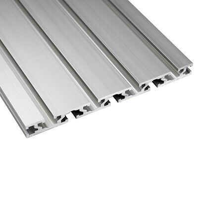 15180 Aluminium Extrusion T-Slot Plate 15x180mm Profile for CNC Table 3D Printer