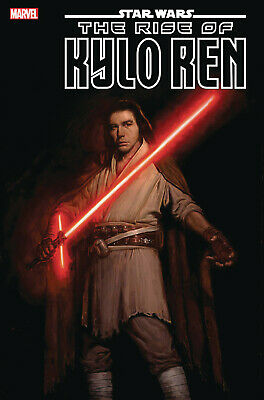 Star Wars Rise Of Kylo Ren #4 (Preorder March) Nm First Print Bagged And Boarded