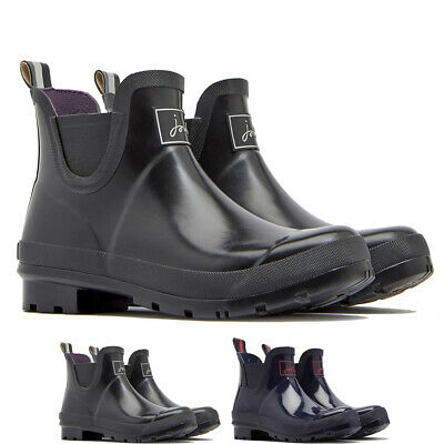 Ladies Joules Wellibobs Glossy Muck Festival Winter Yard Wellies Boots All Sizes