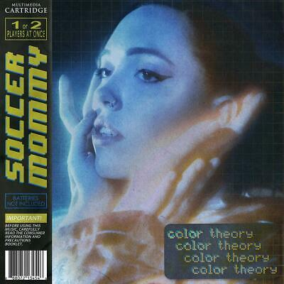 SOCCER MOMMY 'COLOR THEORY' CD (PRE-ORDER : 28th February 2020)
