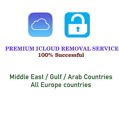 iCloud Remove Service Clean IMEI 100% Success all iPhone models