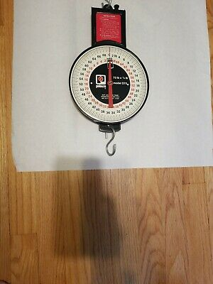 Pelouze 70 Lb Hanging Scale Model D70