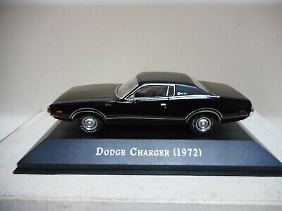 Dodge Charger 1972 Test Voitures Americaines Altaya Ixo 1:43