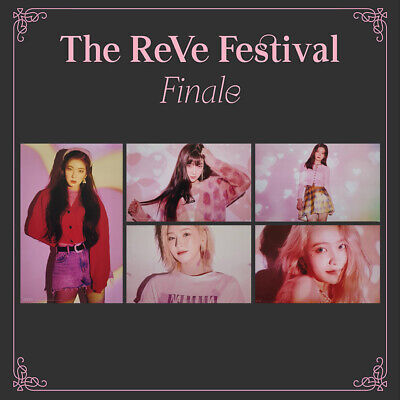 Red Velvet - The ReVe Festival Finale Official Photo Irene Joy Seulgi Wendy Yeri