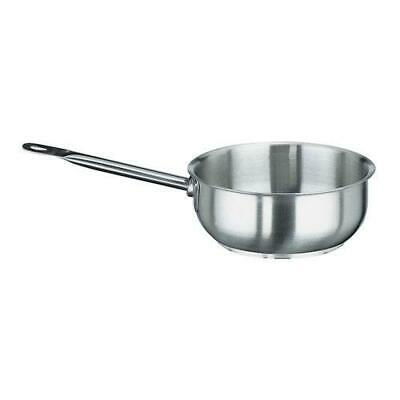 Vollrath - 3150 - 1 3/4 Qt Stainless Steel Curved Saute Pan