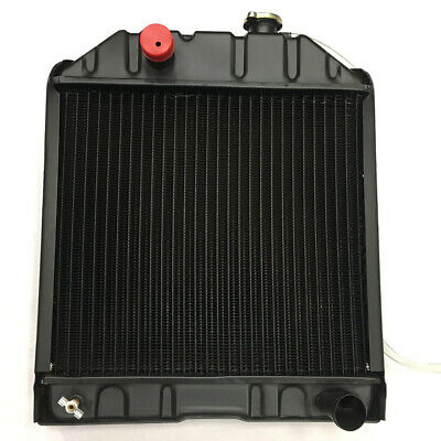 Radiator (4 Row) For Ford Tractors 2000 2600 3000 3100 3500 3600 4000 4100