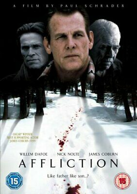 Affliction DVD (2005) Willem Dafoe