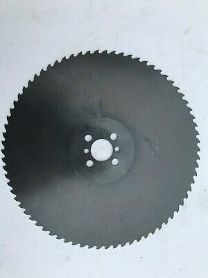 350 x 2.5 x 40 NEW INDUSTRIAL COLD SAW BLADE Circular HSS M2 DMO5