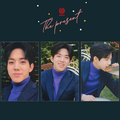DAY6 Dowoon Official Photocard 2019 Concert The