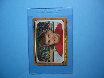 1966/67 Topps Nhl Hockey Card #103 Pete Mahovlich Rookie Gd Nice!! 66/67 Topps