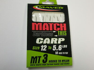 Nash Fang Uni Barbless Clearance Packs
